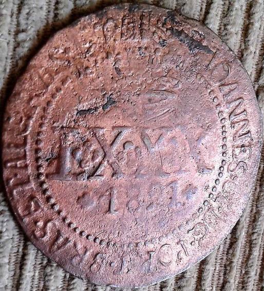 Arremate 1821 Rio - L X X X - Disco Fino - Cobre 1 Novo