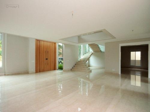 Imagem 1 de 15 de Casa Em Condominio - Alphaville - Ref: 68469 - V-68469