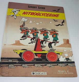Hq Lucky Luke Nitroglycerine (em Francês)