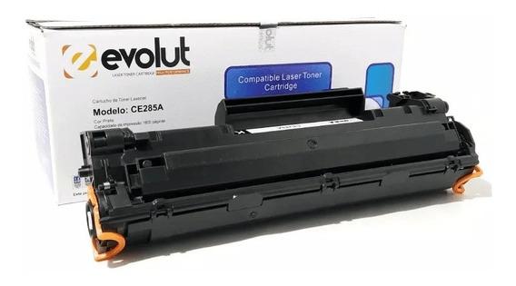 Toner Para Ce285a Cb435a Cb436a P1102w M1132 P1005