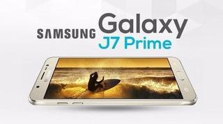 Samsung Galaxy J7 Prime G610m/ds 4g Huella Flash Frontal