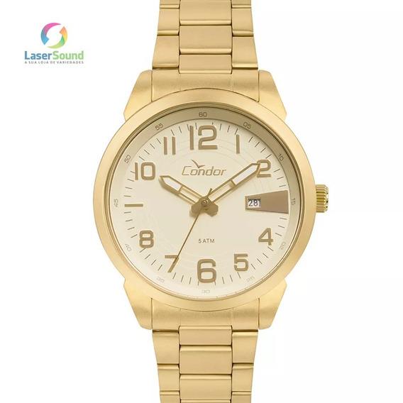 Relógio Condor Masculino Co2115ktn/4d, C/ Garantia E N