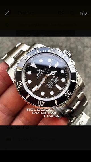 Rolex Submariner Dial Preto