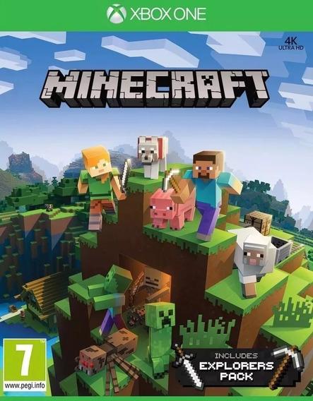 Minecraft Xbox One Digital + Brinde