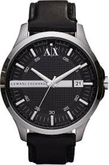 Relógio Armani Exchange - Novo Sem Uso Na Caixa