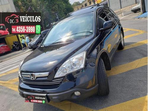 Honda Cr-v Exl 2.0 - 4wd Automática + Teto - Top Lindíssima