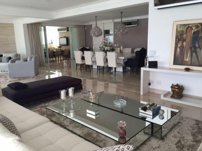 Apartamento Modigliani Tatuapé 425m² - Mobiliado