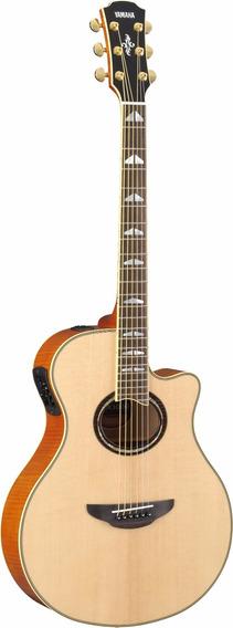 Guitarra Electroacustica Yamaha Apx1000 Nt Caja Cerrada !!
