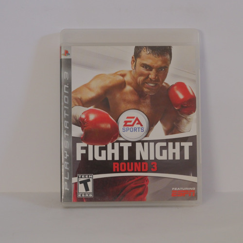 Fight Night Round 3 - Playstation 3  Ps3