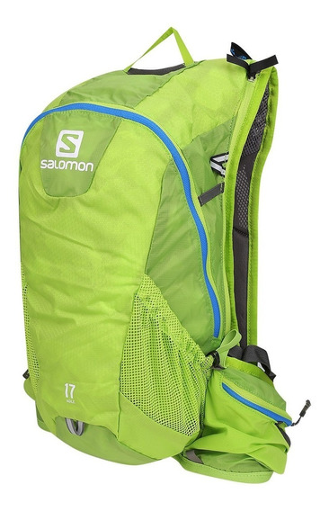 Mochila Salomon Agile 17 Litros Unisex -trekking- S+w