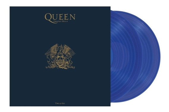 Queen Greatest Hits Ii Vinilo Doble 2 Lp Import Nuevo Stock