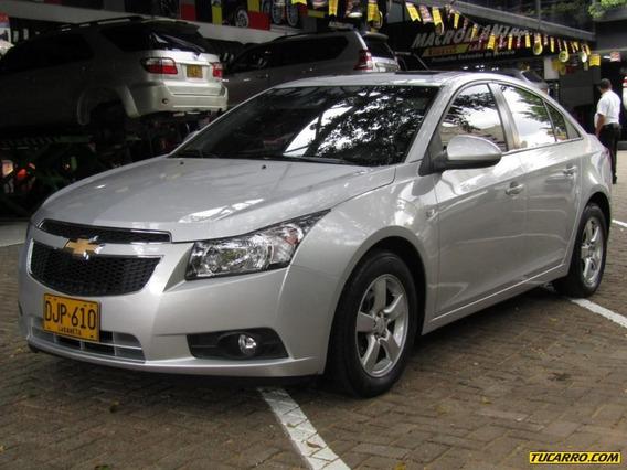 Chevrolet Cruze Nickel 1800 Cc Mt