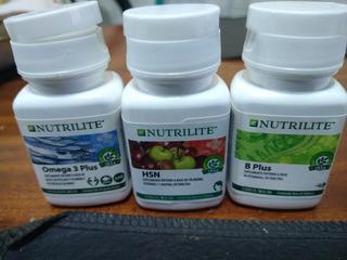 Vitamina B Plus+ Hsn ( Piel Y Cabello)+ Omega3