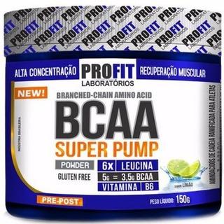 Bcaa Profit 6.1.1 Super Pump Powder 150g