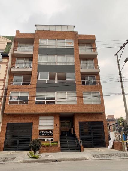 Apartamento En Arriendo Santa Barbara Central 381-450