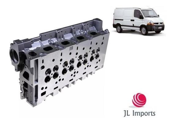Cabeçote Master 2.5 16v Tb Diesel 2005 Ate 2012 (motor G9u)
