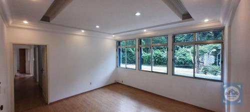 Imagem 1 de 30 de Apartamento Com 3 Dormitórios À Venda, 125 M² Por R$ 318.000,00 - Itararé - São Vicente/sp - Ap5977