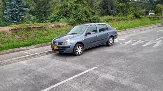 Renault Symbol 2008 1.6 Alize Fase Iv