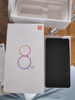 Celular Xiaomi Mi 8 Se (retirada De Peças)