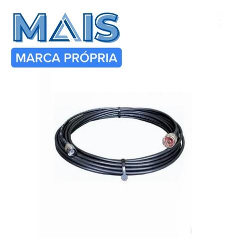 Cabo De 10 Metros Para Antena De Celular Rg58 N/tnc