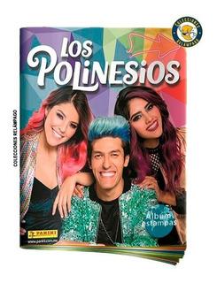 Los Polinesios Álbum De Estampas Panini Nuevo!