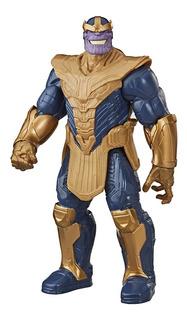 Muñeco Thanos Titan Hero Serie Blast Gear Hasbro E7381 Full