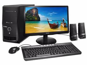 Pc Mix Computador Desktop 500 Gb De Hd, 4 Gb De Memoria