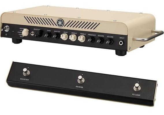 Cabeçote Amplificador Guitarra Yamaha Thr100h Thr C/ Pedal