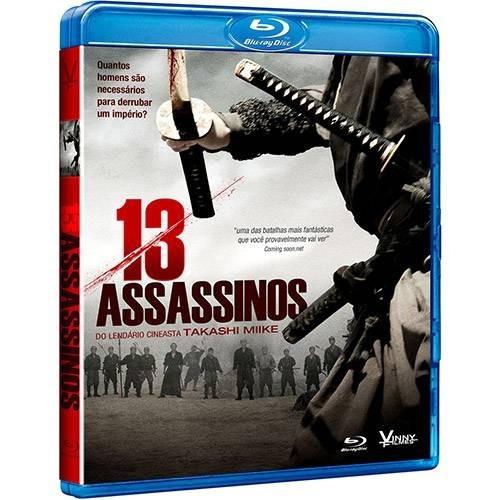 Filme Blu-ray - 13 Assassinos