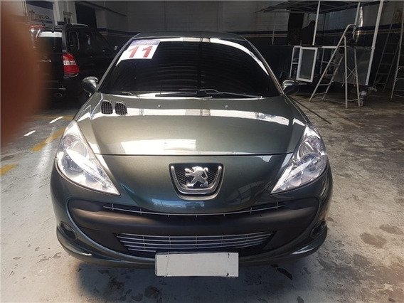 Peugeot 207 1.6 Xs Passion 16v Flex 4p Manual