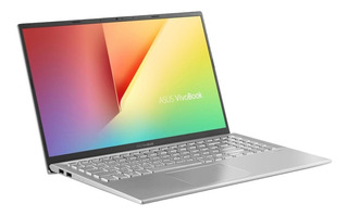 Notebook Asus Vivobook I7 10ma 8gb Ssd+hdd Aluminio 15 2kg