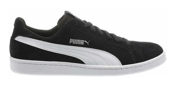 Tenis Puma Suede Smash Color Negro Para Hombre 100% Original