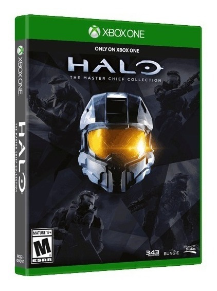 Halo Master Chief Collection Xbox One Midia