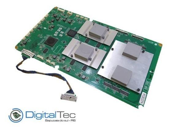 Placa De Vídeo Tv Lg 84lm9600 Eax64768004 (1.3) + Flat Lvds
