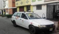 Chofer Taxi Puerta Libre Nissan Sw