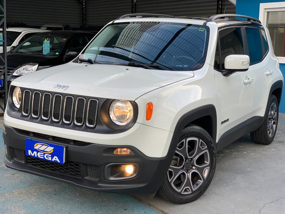 Jeep Renegade Longitude 1.8 Flex 2016