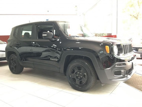 Jeep Renegade Custom 1.8 4x2 Mecanico