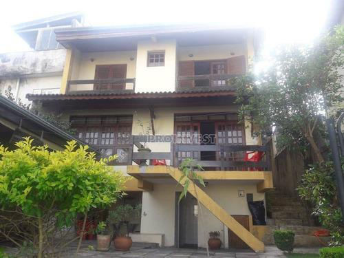 Casa À Venda, 330 M² Por R$ 960.000,00 - Jardim Semiramis - Cotia/sp - Ca7011