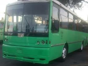 Autobus Mercedes-benz 2000, Motor Trasero