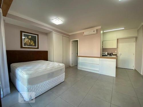 Apartamento À Venda - Brooklin, 1 Quarto,  42 - S893078380