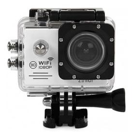 Camera Waterproof Wi-fi 1080 P Full Hd Esporte Dvr