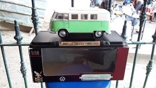 Vendo Auto Vw 1962 Microbus Road Signature Escala 1:18