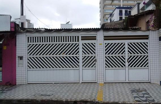 Casa Para Locação Comercial No Boqueirão Em Praia Grande