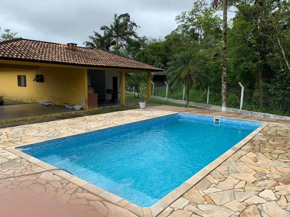Chácara Em Enseada, Iguape/sp De 0m² 3 Quartos À Venda Por R$ 410.000,00 - Ch436427
