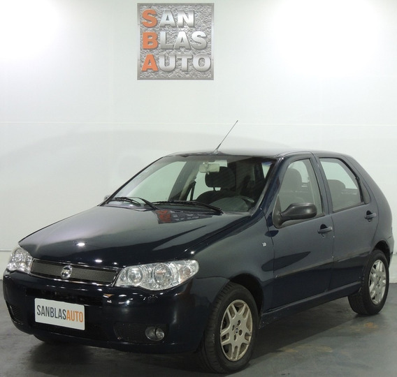 Fiat Palio Hlx 1.8 Mpi 8v Aa Am/fm Ab Usb Cc San Blas Auto