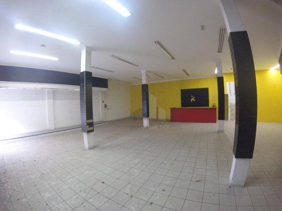 Salão Para Alugar, 360 M² Por R$ 7.000/mês - Jardim Zaira - Mauá/sp - Sl0038