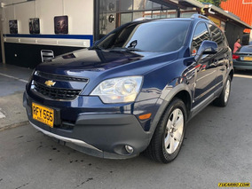 Chevrolet Captiva Sport2.4cc