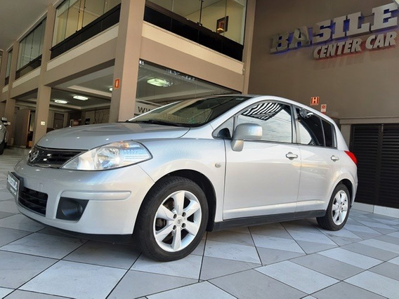 Nissan Tiida 1.8 Sl 16v Flex Aut. 2011