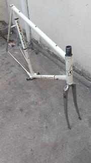 Cuadro Bici Guerciotti Replica Rod 28 Talle 58 Columbus 26.8