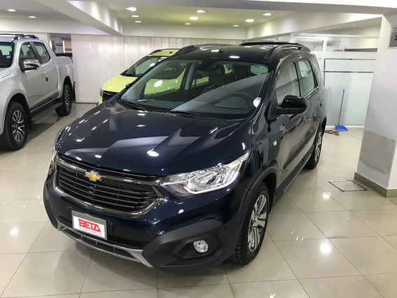 Chevrolet Spin Activ 7 Asientos Automática 2020 Ggs
